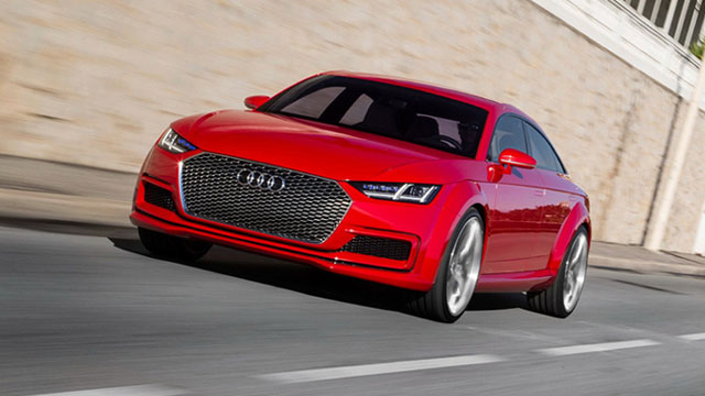Audi A3 Coupé – konkurencija mercedesovom CLA