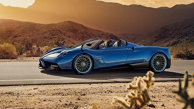 Pagani Huayra Roadster – još jedno Horacijevo remek-djelo