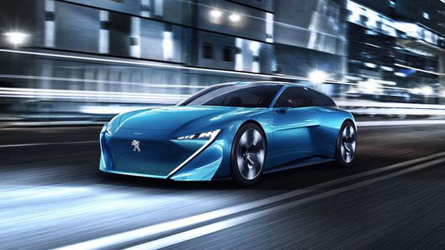 Peugeot predstavio konceptni model Instinct