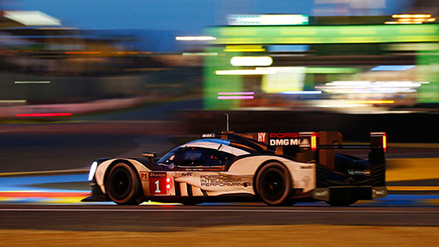 Porsche cilja na Hat Trick u klasi LMP1