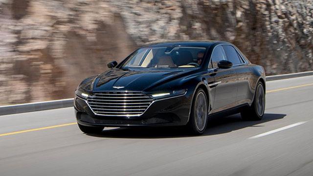 Aston Martin želi proširiti ponudu marke Lagonda