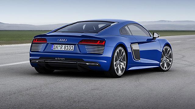 Audi potvrdio konkurente BMW-ovim modelima i3 i i8