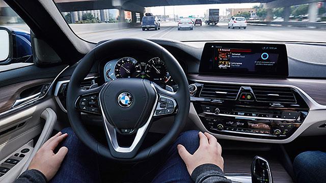 U potpunosti autonomni BMW na tržištu 2021.