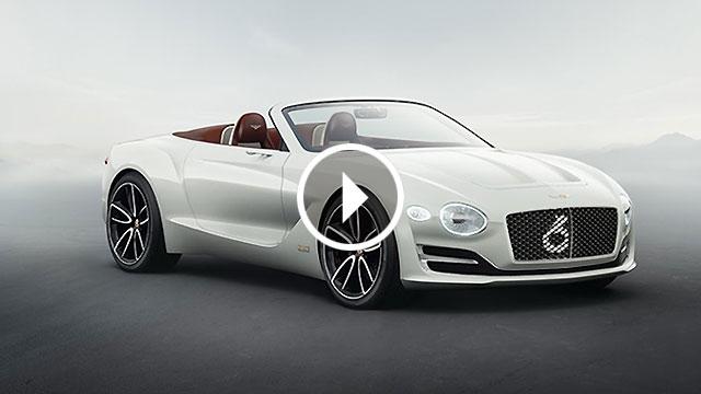 Bentley bi mogao proizvesti EXP 12 Speed 6e
