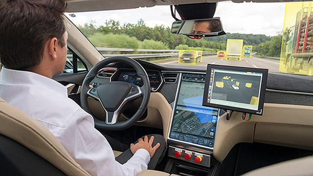 Bosch podučava autonomna vozila budućnosti