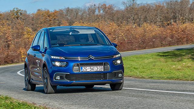 Citroën C4 Picasso 1.6 BlueHDi Intensive