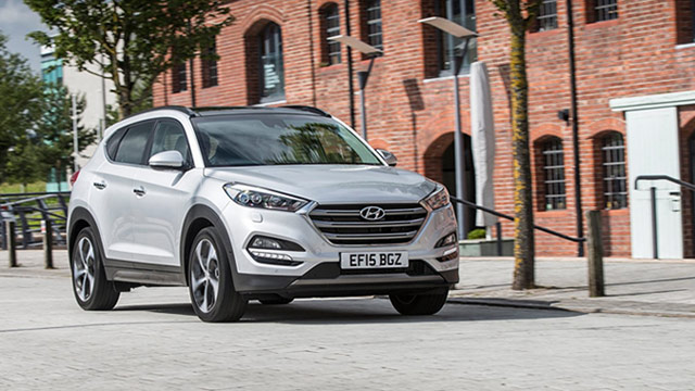Hyundai Tucson 1.7 CRDi Go Navi Edition od 187.934 kn uz 0% kamata