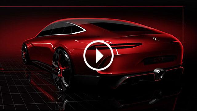 Mercedes-AMG najavio svoj ženevski koncept