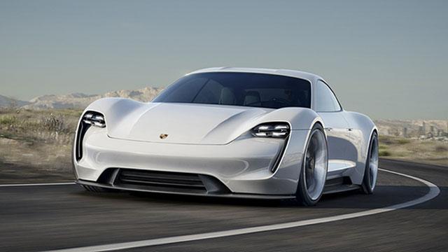 Porsche Mission E će biti dostupan u nekoliko verzija