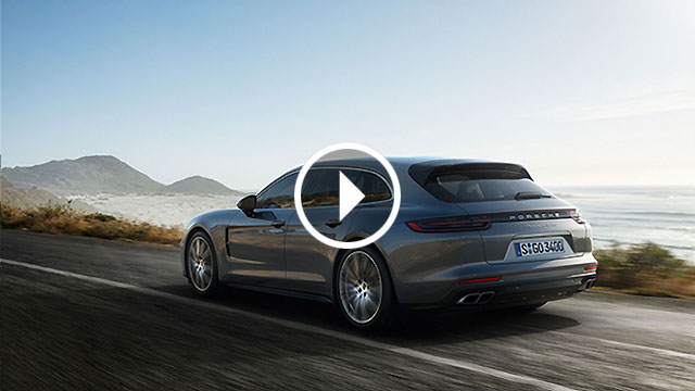 Porsche Panamera Sport Turismo – karavan vaših snova