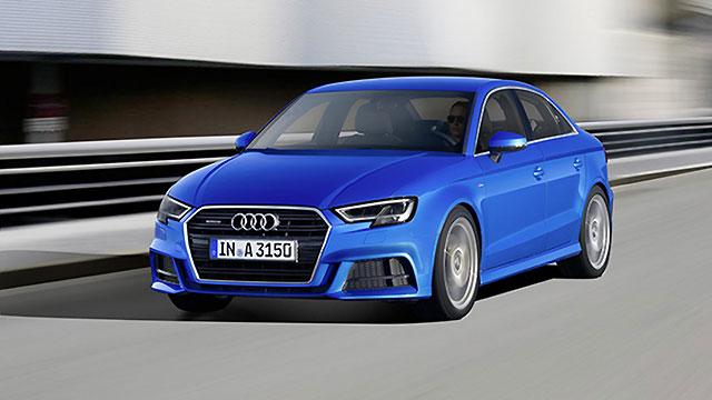 Sljedeća generacija Audija A3 stiže 2019.