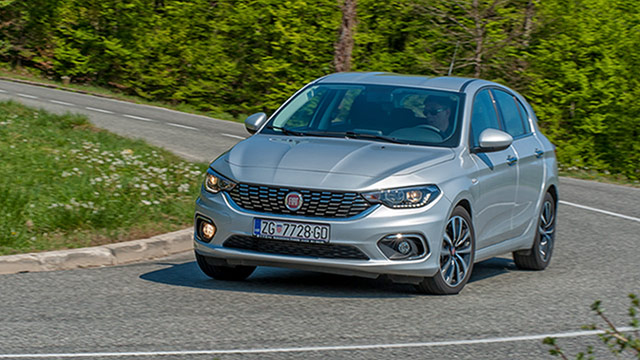 Fiat Tipo HB 1.3 Multijet Lounge