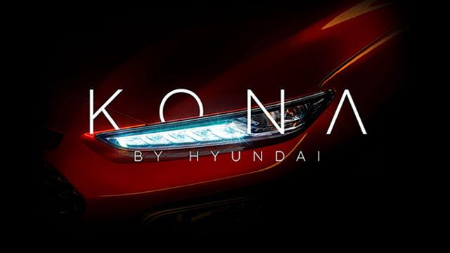 Hyundai Kona – stiže novi subkompaktni SUV