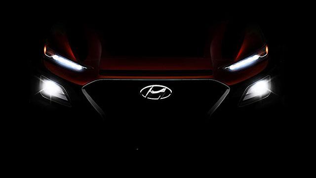 Hyundai još jednom najavio model Kona
