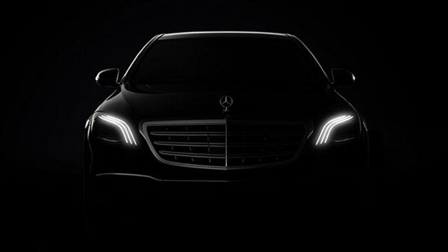 Mercedes-Benz objavio nove teasere osvježene S klase