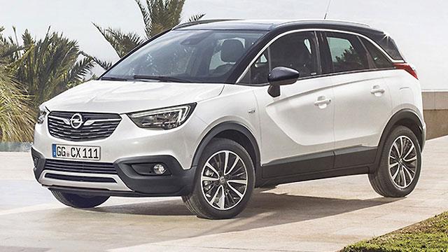 Opelov novi i veći SUV stiže do 2020.