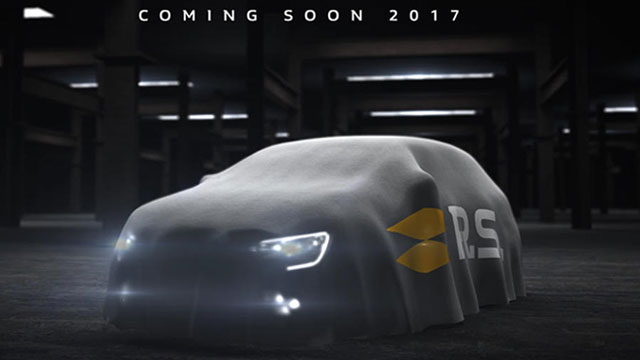 Novi Renault Mégane RS će imati snagu veću od 300 KS