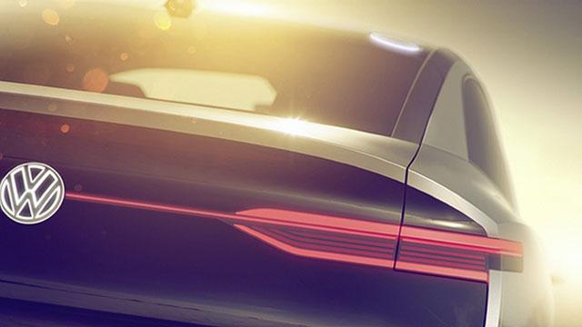 Volkswagen najavio konceptni I.D. Coupe-SUV