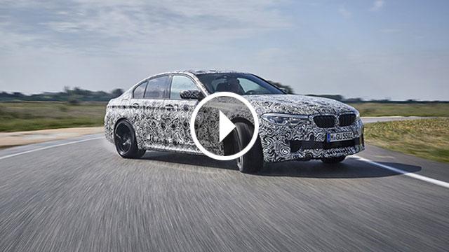 BMW službeno najavio novi M5