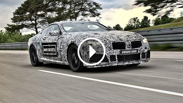 BMW već službeno najavio M8