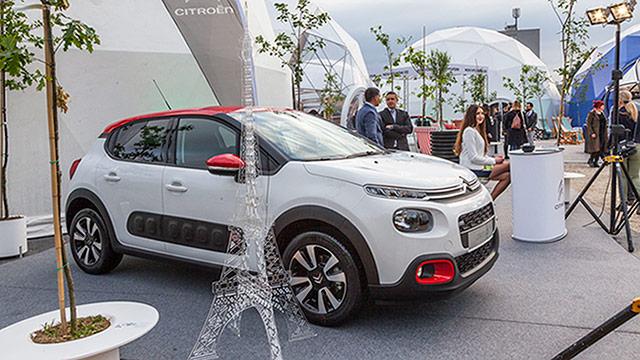 Citroën C3 na Tjednu dizajna u Zagrebu