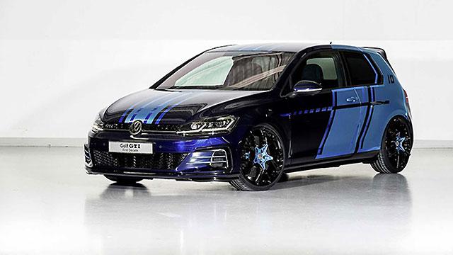 Volkswagen predstavio ovogodišnji koncept za Wörthersee – Golf GTI First Decade