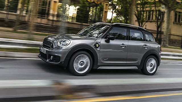 Mini predstavio Cooper S E Countryman ALL4