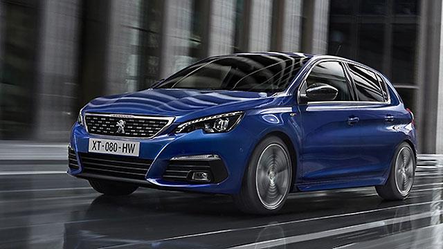 Peugeot predstavio blagi redizajn modela 308