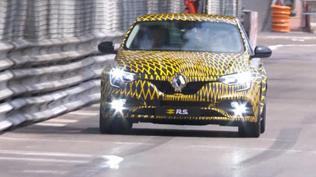 Renault u Monaku predstavio Mégane RS
