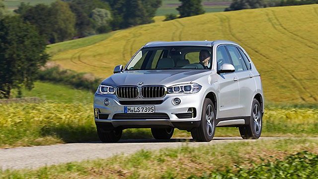 Konceptni BMW X7 stiže u Frankfurt