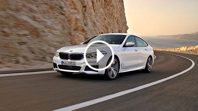 BMW serija 6 Gran Turismo – serija 5 s većim prtljažnikom