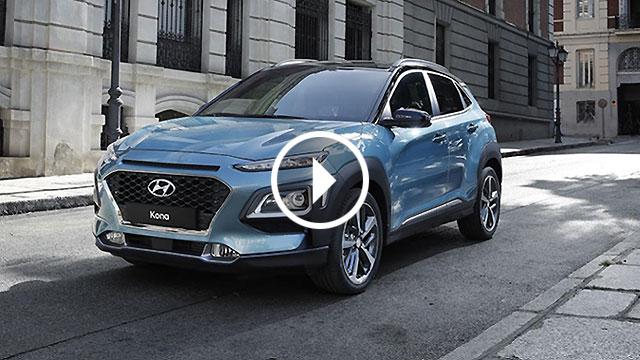 Hyundai predstavio svoj novi crossover Kona