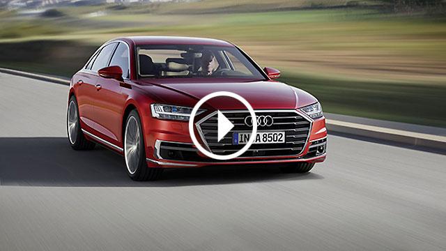 Audi predstavio novi A8