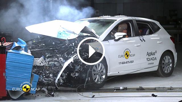 Posljednji rezultati Euro NCAP-a – Ibiza zaslužila pohvale
