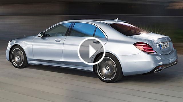 Mercedes-Benz – Osvježena S klasa se sama odvezla s proizvodne trake