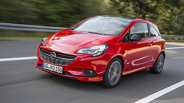 Opel predstavio S izvedbu modela Corsa