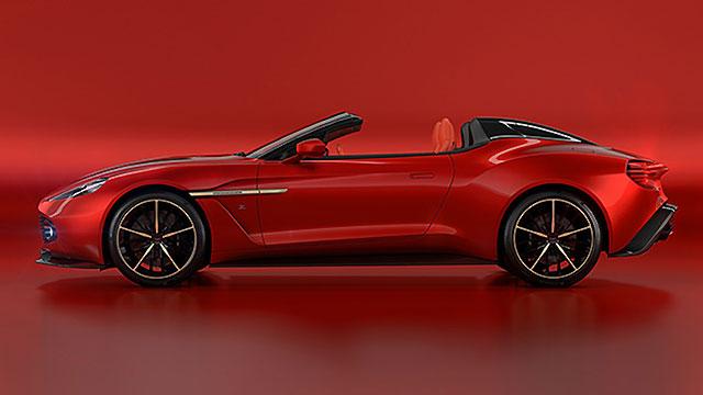 Aston Martin predstavio Vanquish Zagato Speedster i Shooting Brake