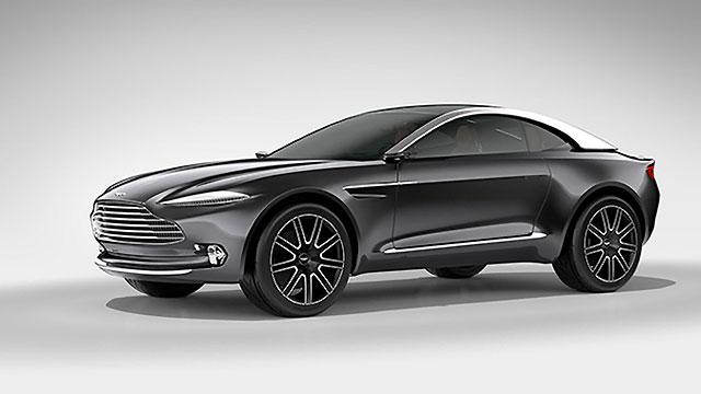 Aston Martin produkcijski crossover stiže 2020. godine