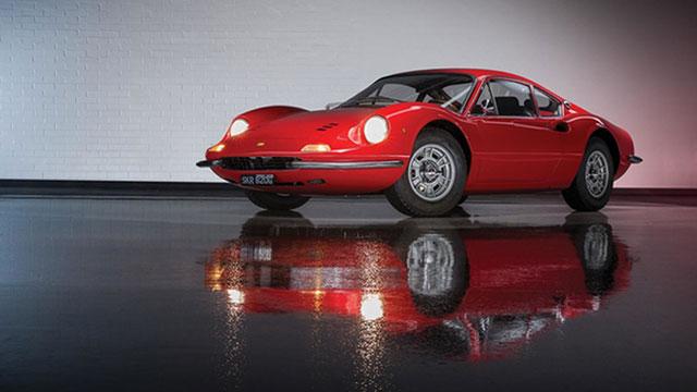 Ferrari bi uskoro trebao odlučiti o nasljedniku modela Dino