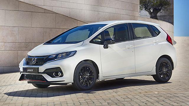 Honda predstavila osvježenu verziju modela Jazz