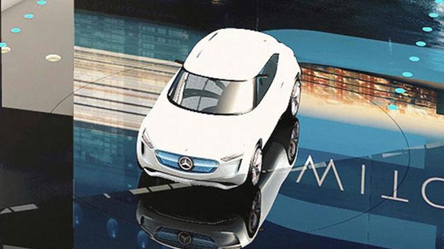 Mercedes-Benz najavio dva frankfurtska noviteta?