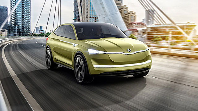 Škoda će svoj prvi električni model lansirati 2020.