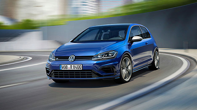 Volkswagen sprema Golf R420?