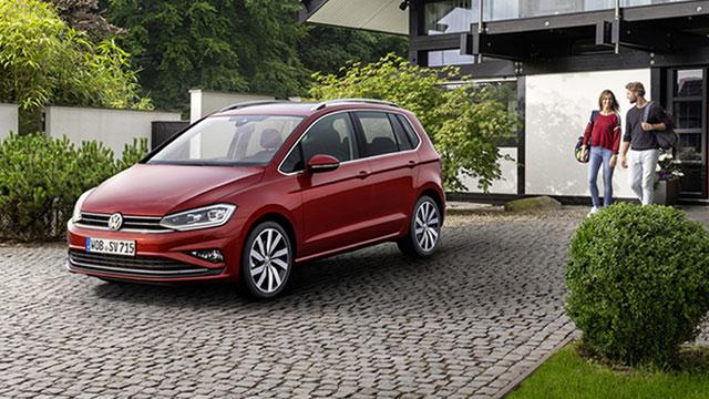 Volkswagen osvježio Golf Sportsvan