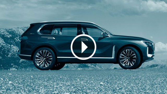 BMW i službeno predstavio X7 iPerformance