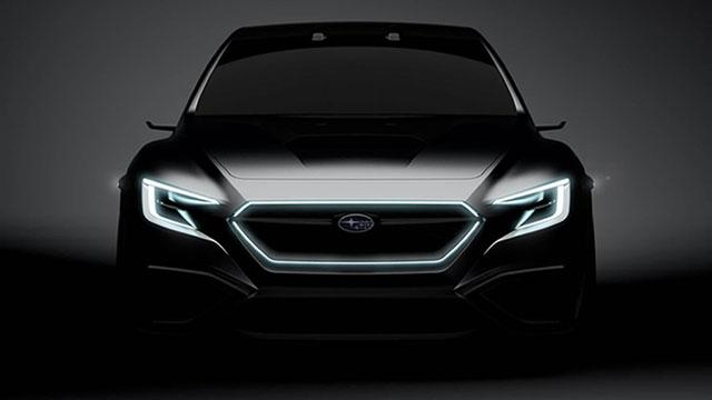 Subaru najavio premijeru modela Viziv Performance