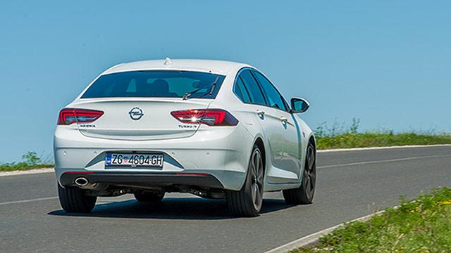 Opel Insignia Grand Sport 2.0 DTH Dynamic