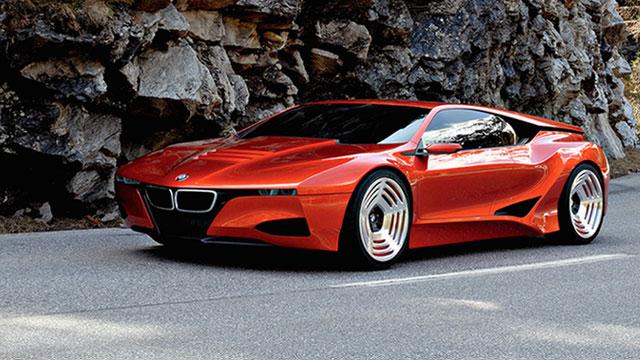 BMW M želi konkurenta AMG-ovom modelu Project One