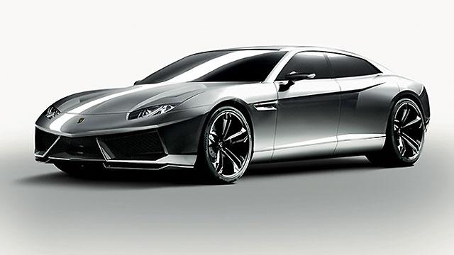 Lamborghini priprema konkurenta Panameri?