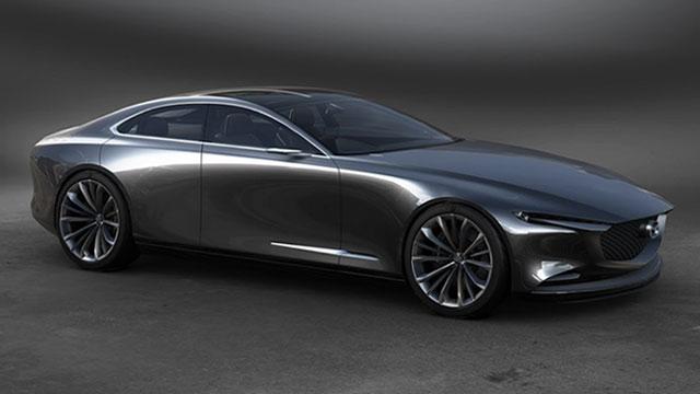 Mazda predstavila konceptni Vision Coupe